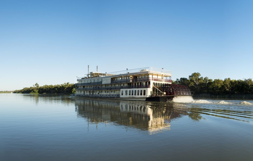 3 night murray river cruise captain cook cruises - 1024×653