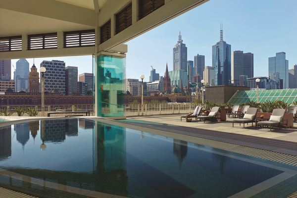 Chuan Spa At The Langham Melbourne Kicks Off Summer Pool Club