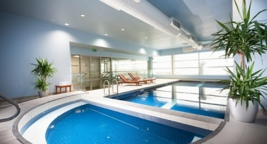 PARKROYAL Melbourne Airport's Lounge & Swim Package